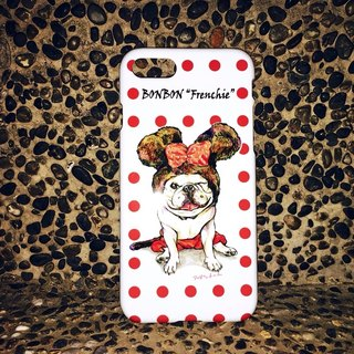 Phone Case (i7 Spot) - Red little money