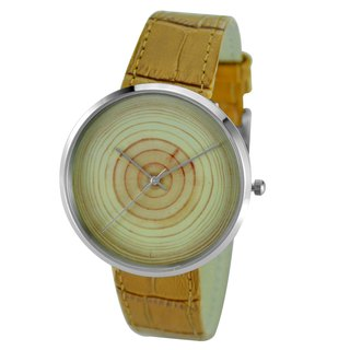 Tree Ring Watch Big size  Free Shipping Worldwide