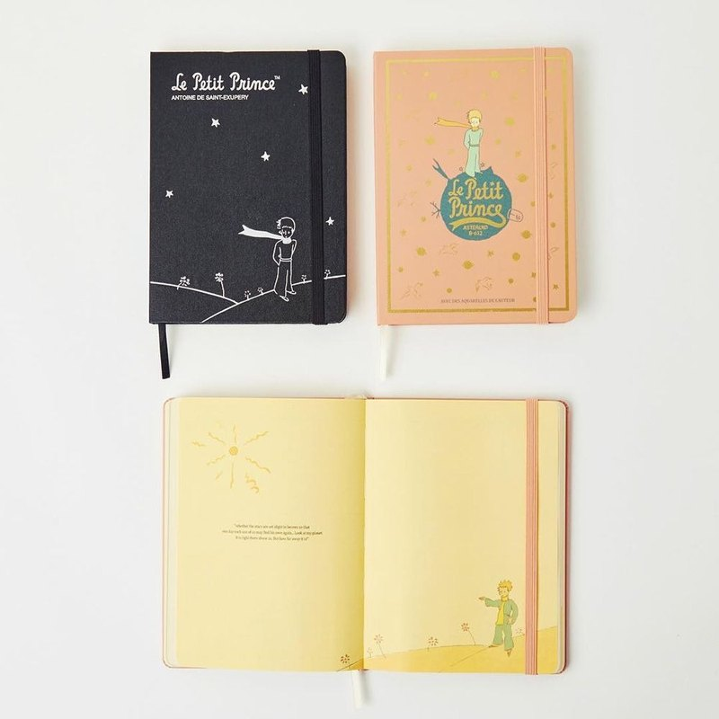 The Little Prince Bandage Perpetual Calendar V.26 Zhou Zhi - Desert Night Sky, 7321-82368