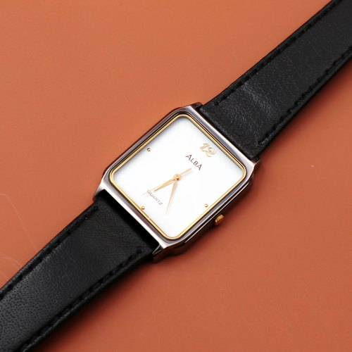 ALBA Advanced Antique Quartz Watch
