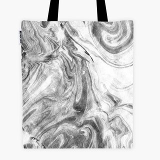 Spot - Filament Canvas Bag - Marble II