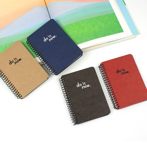 72K easy to tear lap notes / notepad / coil / universal notes / portable notes (blank) -do it now