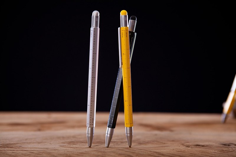 Touch Drawing mechanical pencil (yellow)