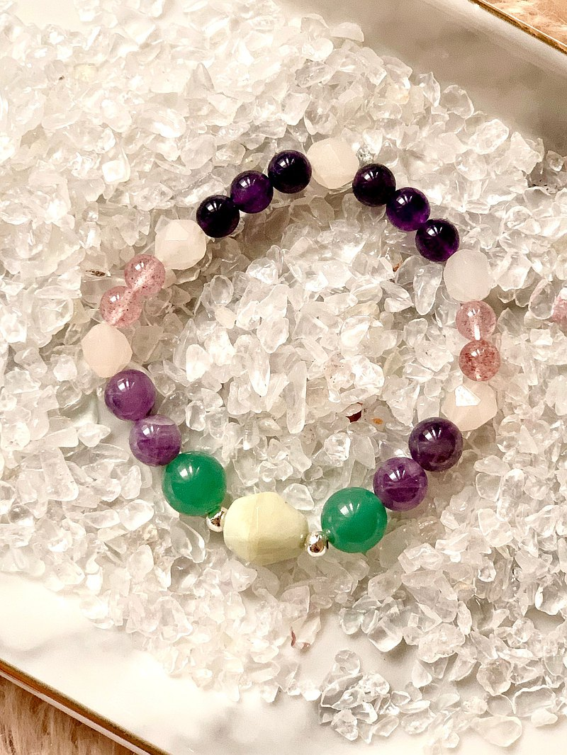 Innocent Child [Traveler Energy Crystal Bracelet]