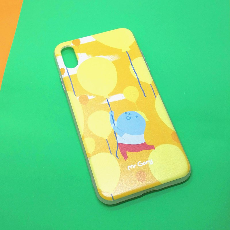 Yellow Yellow Sky | Phone Case | Mr Gary