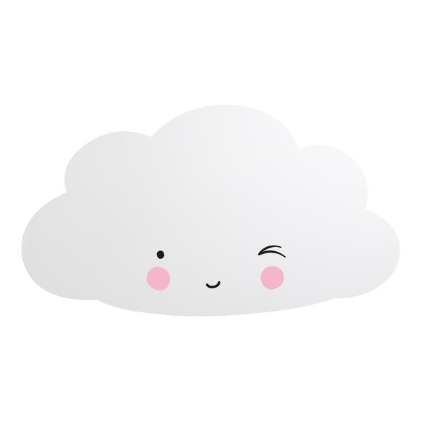 【Out-of-print sale】 The Netherlands a Little Lovely Company ─ Healing Cloud Mirror
