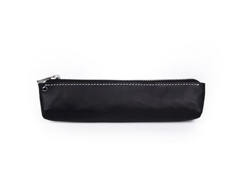 [LAMB ROCK]|Pencil Case S|Zipper Pouch Silver Kraft