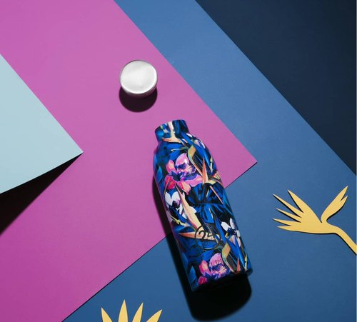 *新品 24Bottles Floral Collection 2018 春夏限量系列 - Clima Bottle Nightfly 500ml
