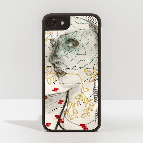[Pre-order] Log Phone Case / ANNA CAPOLUPO Design - iPhone