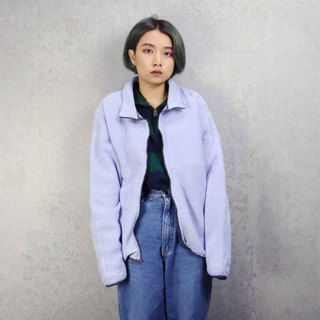 Tsubasa.Y Antique House A08 LLbean pink purple fleece jacket, catching fleece warm jacket