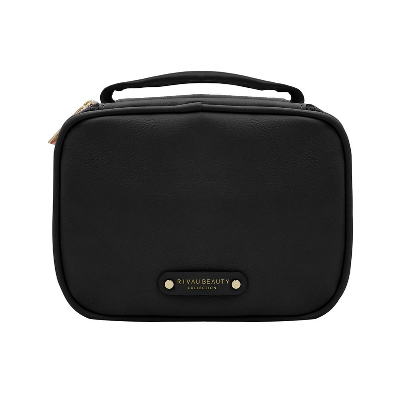 Pack and Go Organizer Makeup Bag  <BLACK COLOR>