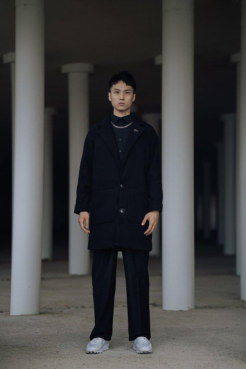 ISFN 2020 A/W Duffle Coat  中長板大衣