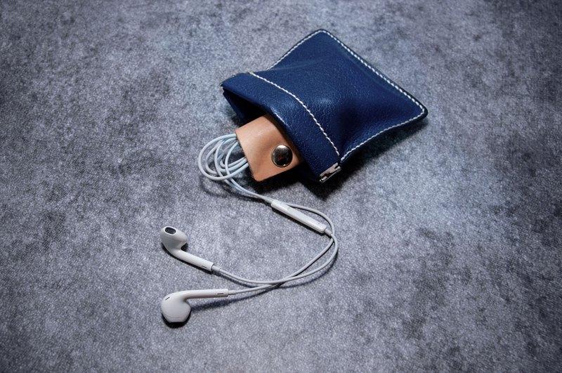 彈片口金零錢包 | 手縫皮革材料包 | BSP122