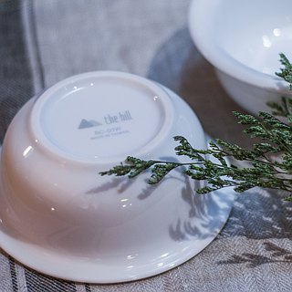 THE HILL Good Porcelain Bowl