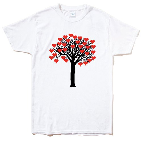 Love Tree white t shirt