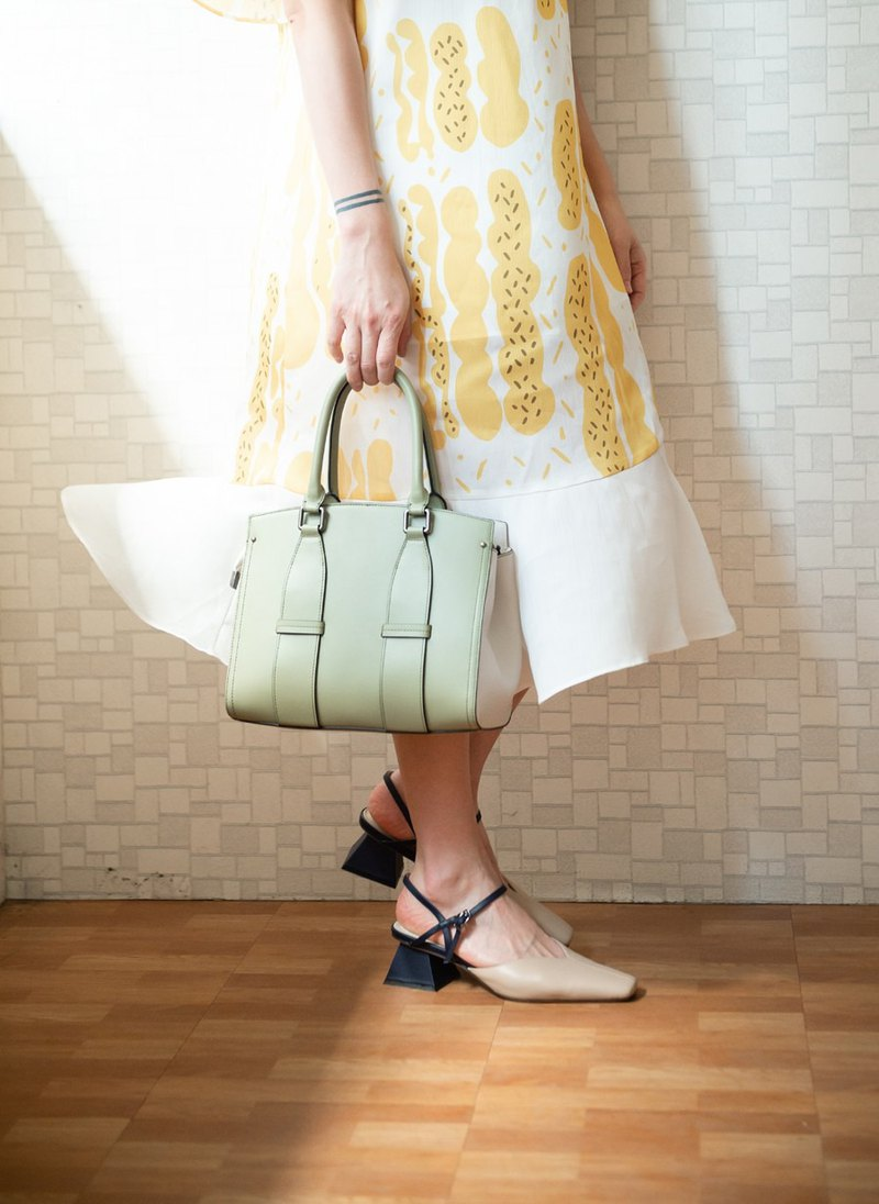 shoulder bag-green