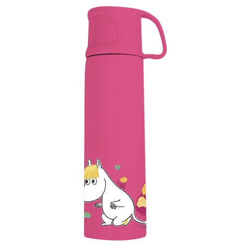 Moomin Moomin - Cup thermos (peach)