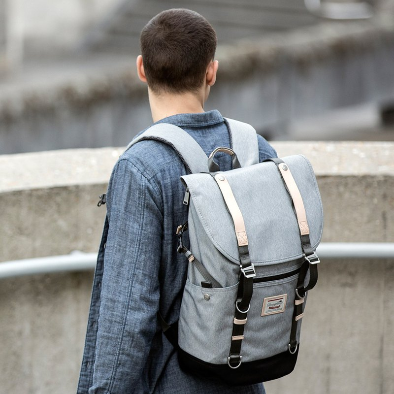 Doughnut water repellent will be after the Ranger backpack - simple gray