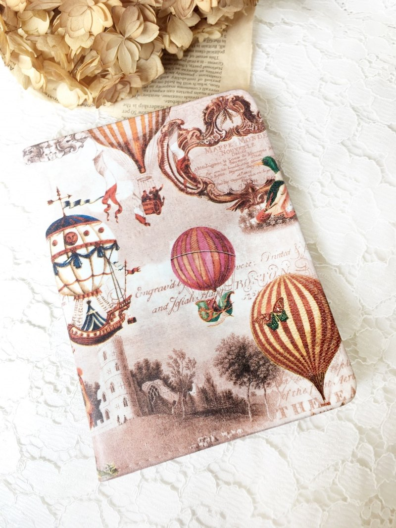 Handmade multi-function passport package