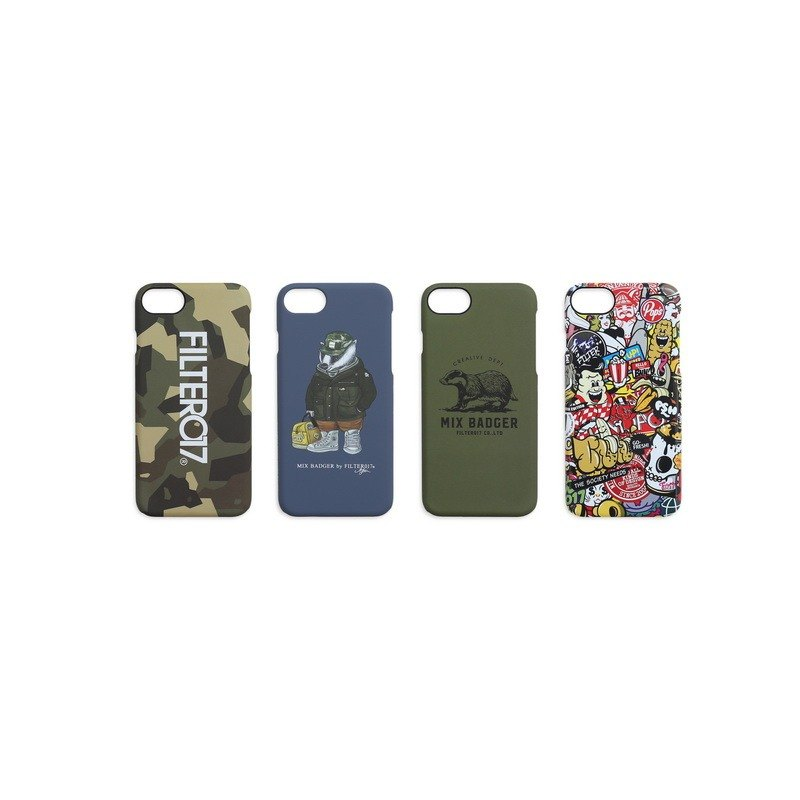 Filter017 Dazzle Shield iPhone 7 & 8 Case phone case