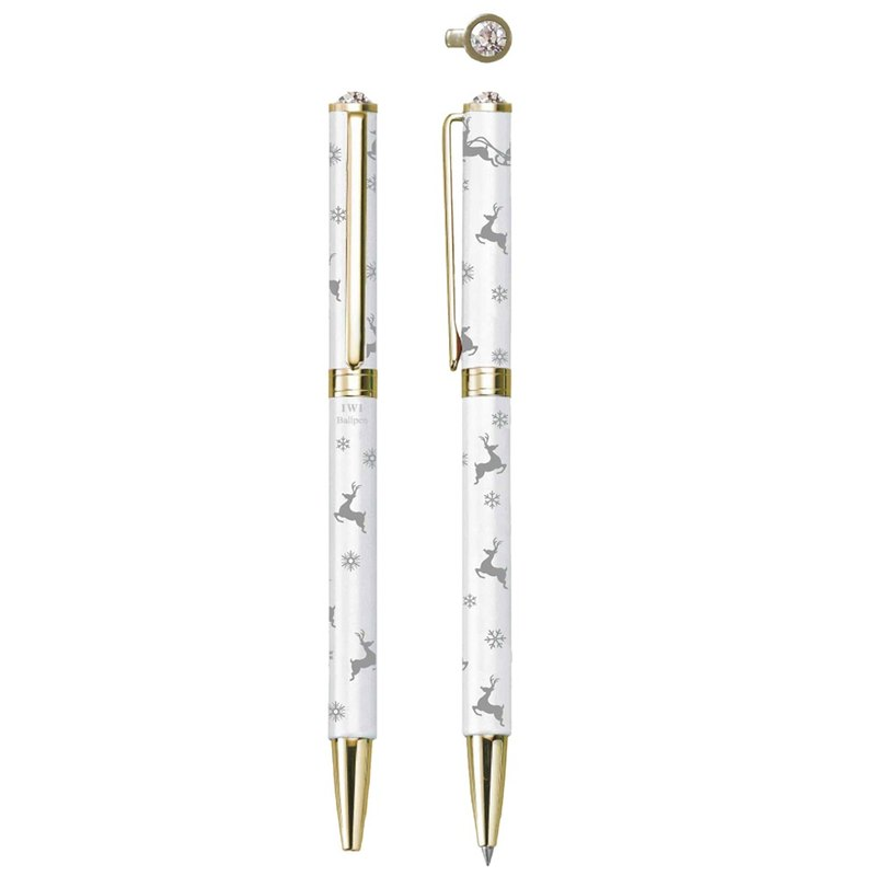 【IWI】Candy Bar Xmas 2016—0.7mm ball pen-White(IWI-9S521-9G-16)