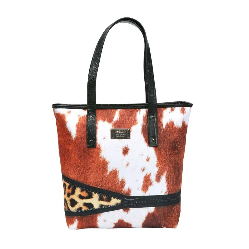After the pull - cheetah │ │ Star Love Tote Tote shoulder bag │ │ │ handbag shoulder bag | Bags TUTORIAL