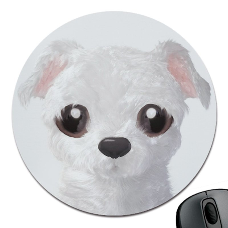Round Mouse Pad
