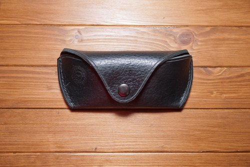 Dreamstation leather Pao Institute, vegetable tanned leather handmade glasses case, sunglasses box, leather glasses, sunglasses, leather, pen