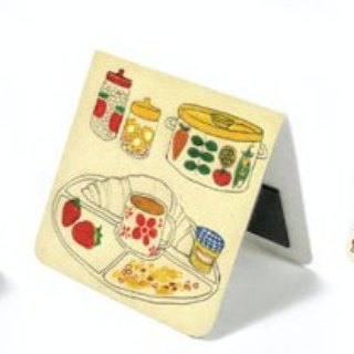 & Cabinet magnet bookmark - Kitchen