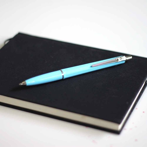 Ballograf Sweden pen Epoca P Turquoise 10328 pen pen Swedish original pen box new listing ~