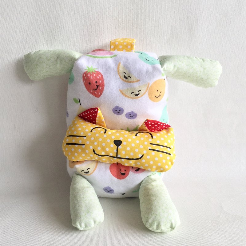 Homycat baby cat bolster (foldable)