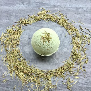 Dessert Rosemary Bath Bomb / Bath / Essential Oil Bath / Skin Care / Rosemary / Woman's Favorite