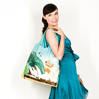ENVIROSAX Australian Reusable Bag- Travel Sydney