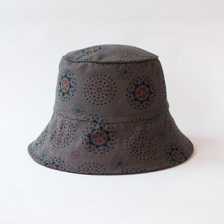 Fisherman Hat / Firework / Dark Night Grey