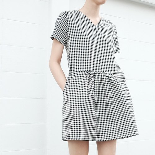 Tuesday Dress (Gingham)