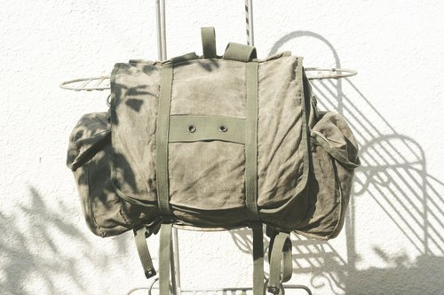 France _ Military Backpack Musette TAP Mle. 55