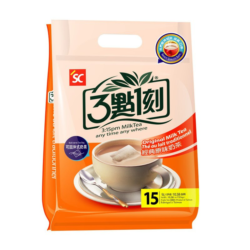 [3:1] Classic Original Milk Tea (15 in/bag)