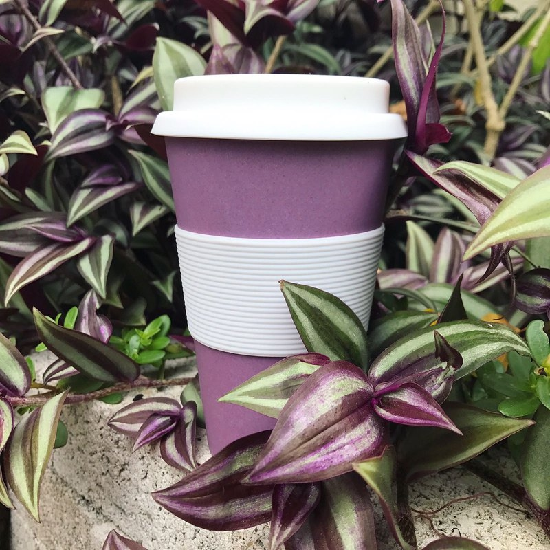 Zuperzozial - CRUISING TRAVEL MUG Fig Violet