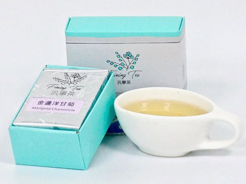 [Pan Ning tea FiningTea] Chamomile chamomile | no caffeine | no heat | 10 Into the loading