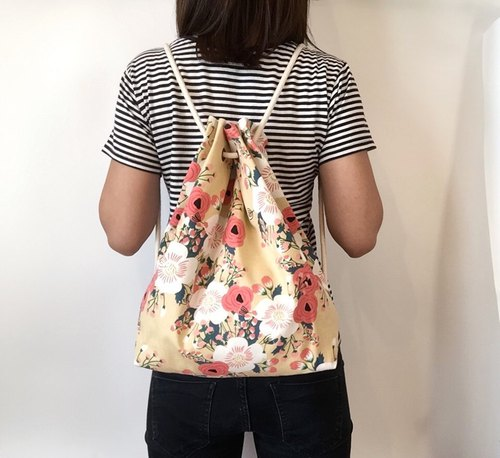 2 in 1 Backpack tote - BP10