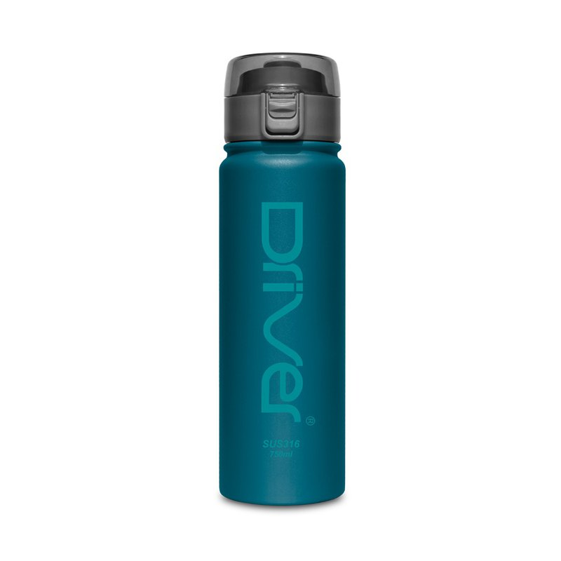Driver Bouncing Cup 750ml-Turkish Blue