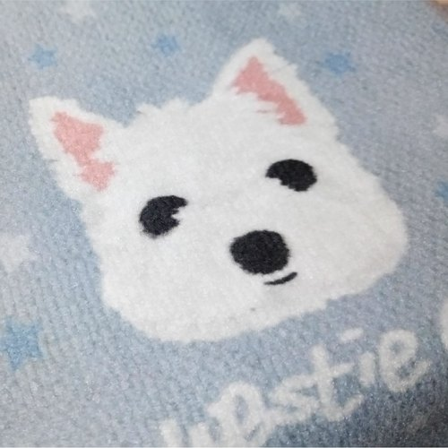West Highland White Terrier ~ Small Square
