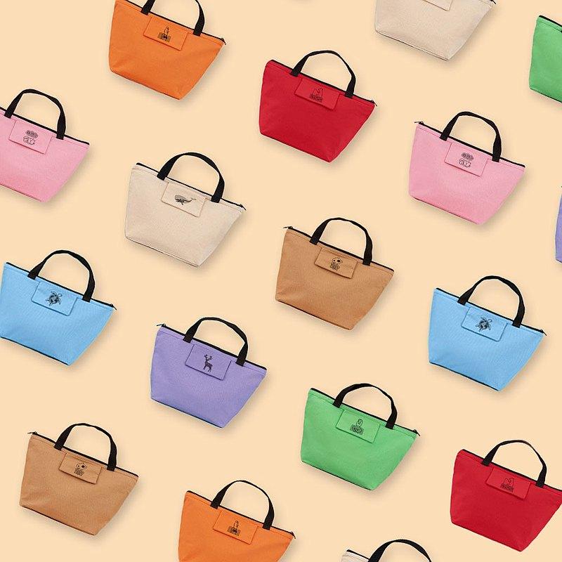 YCCT 手提袋+保溫保冷袋 - 任選2款優惠 - 托特包/餐袋/飲料提袋
