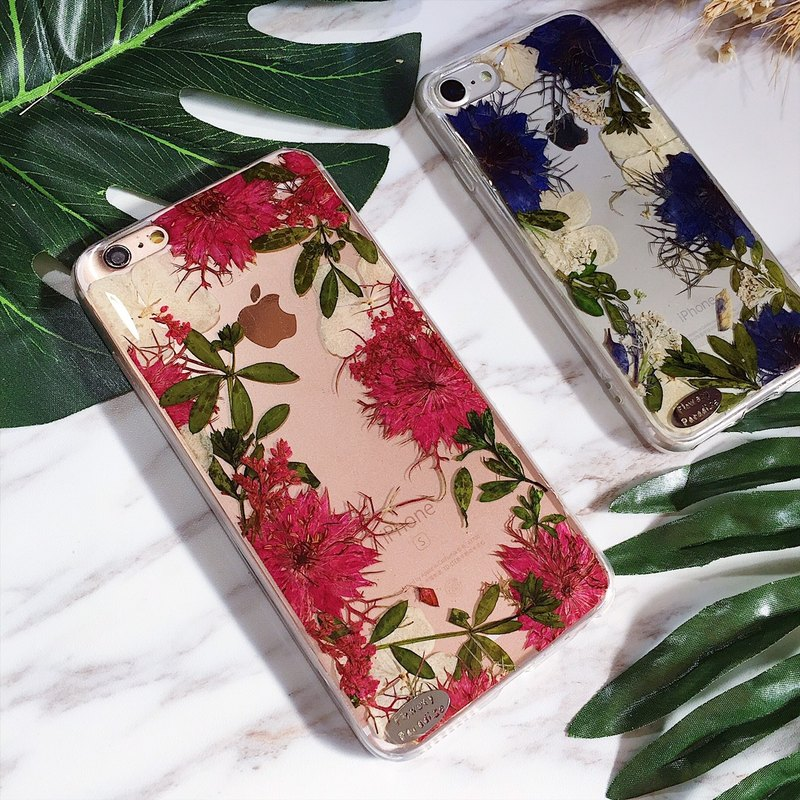 Foerui:: Handmade embossed phone case