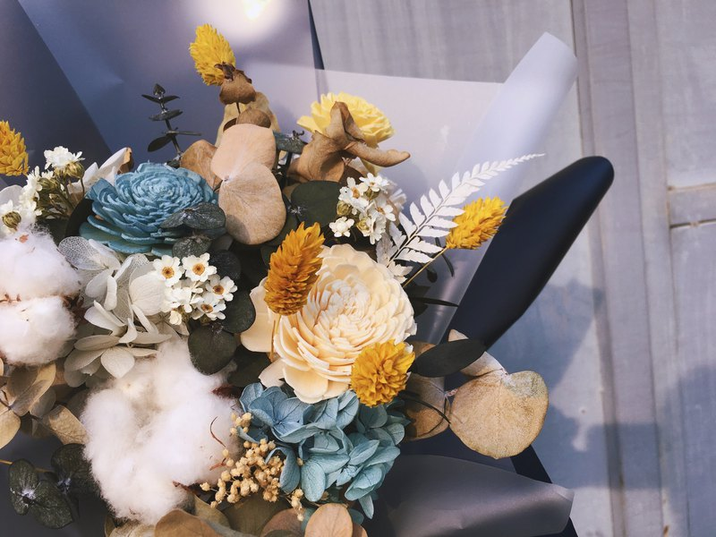 【Workshops】Summer packaging bouquet experience event