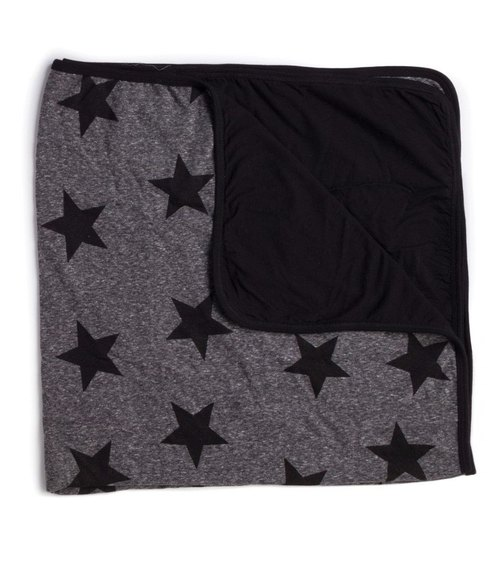 2016 spring and summer NUNUNU gray full version of Star thin sheets BLANKET