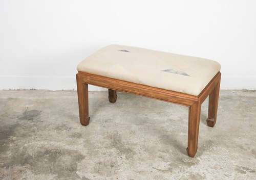 Second-hand clothing reform rectangular chair new and old chair plan Tang Qing antiquarian X small forest total limited joint co-operation