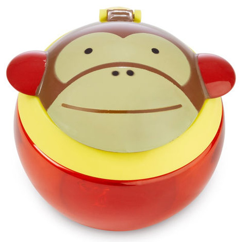 US Skip Hop - cute zoo snack cup - little monkey