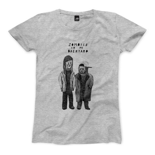 Jay and Silent Bob - Deep Gray - Women's T-Shirt