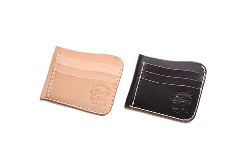 Commuter card wallet - commuter card clip